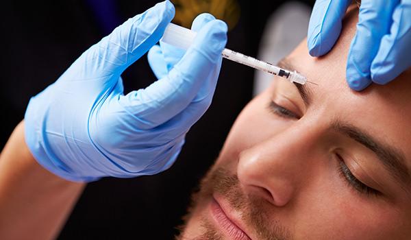 injectable neurotoxin medical aesthetic treatment