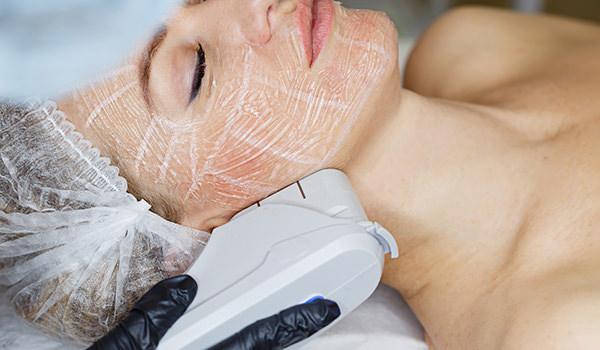 dermaplaning medical aesthetic treatment